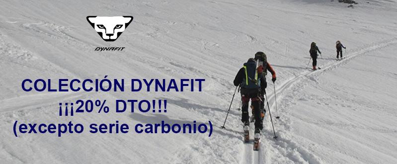 Deportes Alaska - Promoción Dynafit