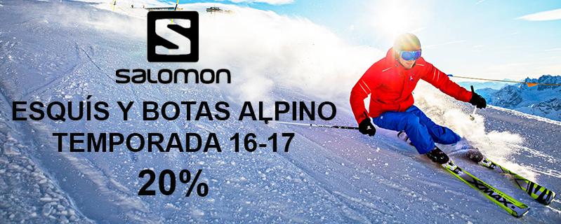 Deportes Alaska - Salomon