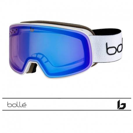 Bolle NEVADA SMALL PHANTOM VERMILLON BLUE 22033