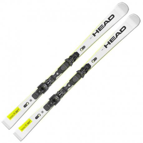 Head WORLDCUP REBELS I.SL + FREEFLEX EVO 14 19-20